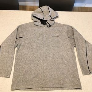 Vintage 90s Nike Basketball Fleece Hoodie Sweater